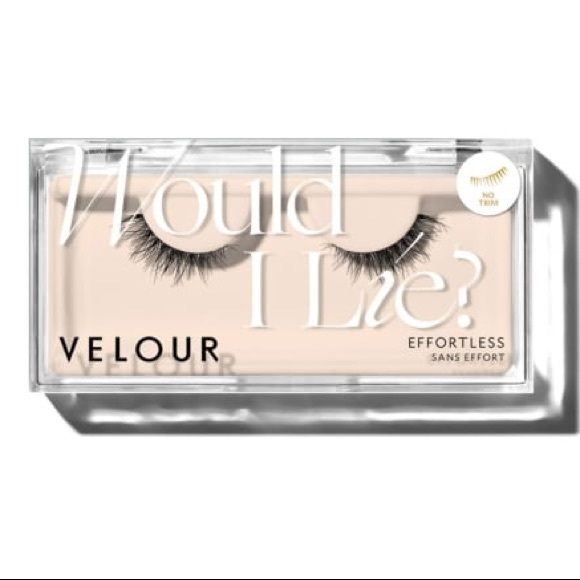 8e7b3c252e7 Velour Makeup | New No Trim Lashes | Poshmark